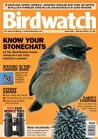Cover Sept 2014 - Stonechat - Netherlands