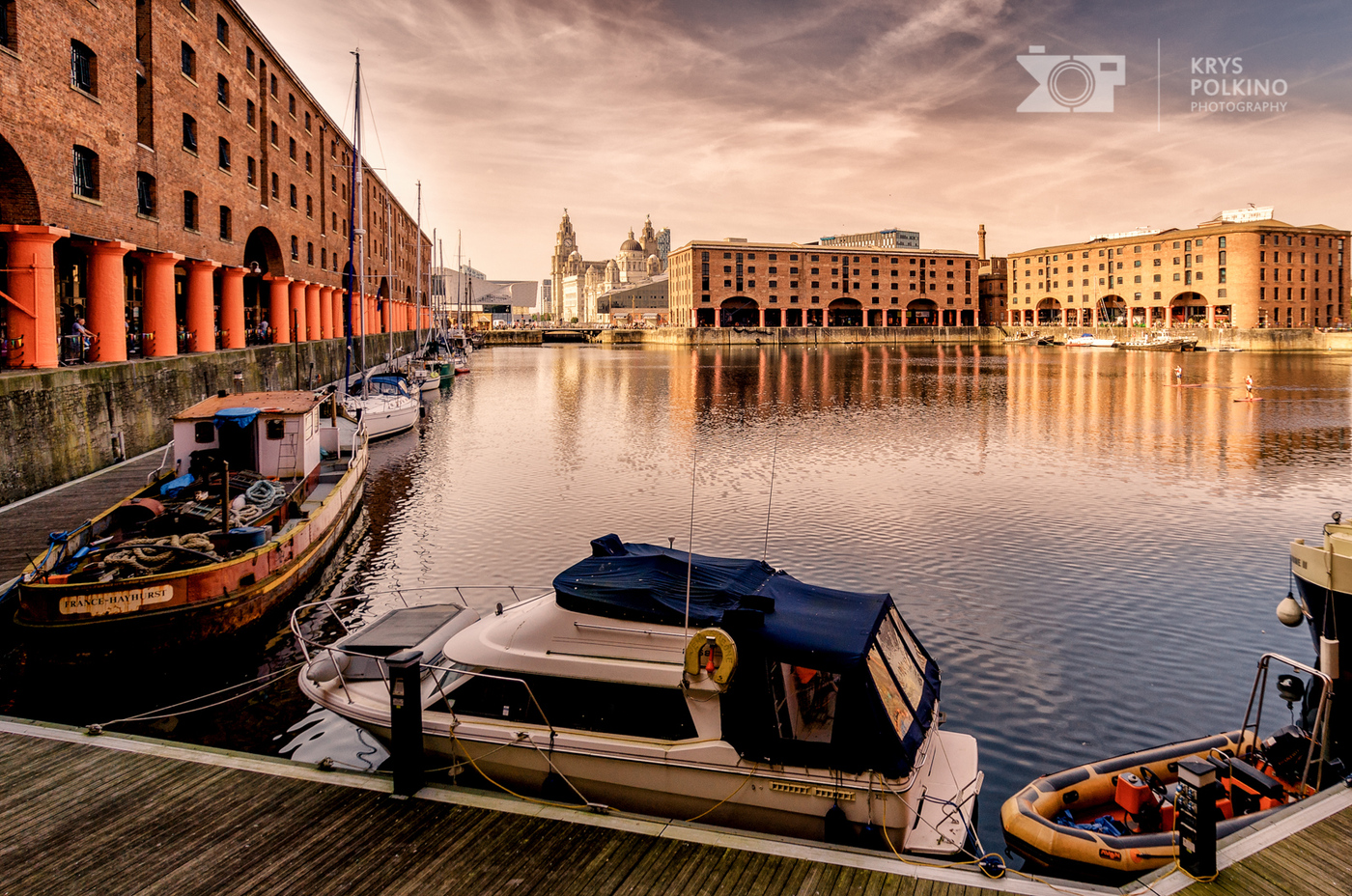 My 10 best places to see and photograph in Liverpool.