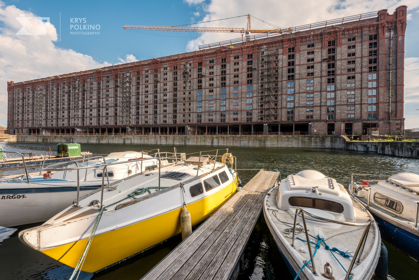 Stanley Dock Tobacco Warehouse