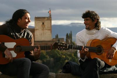 Granada flamenco guitar