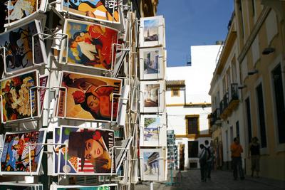 Sevilla postcards