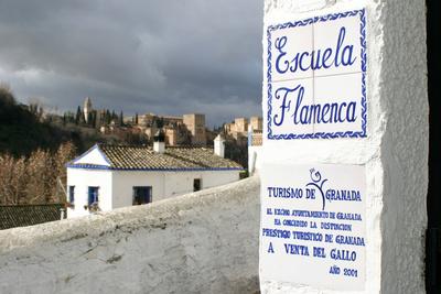 Granada flamenco school