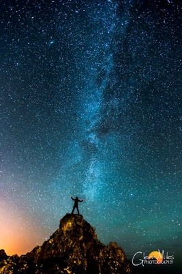 astro landscapes n ireland glenn miles photography