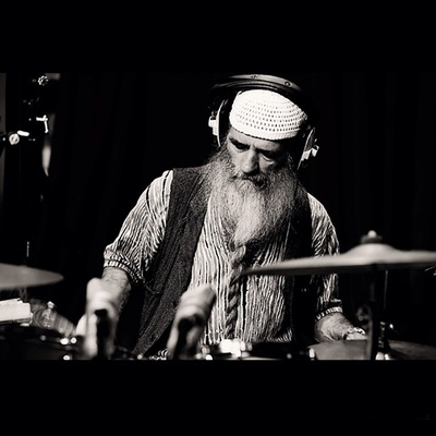 #drummer #liamgenockey #blackandwhite #bw #music #recordingstudio #livemusic #drums #beard