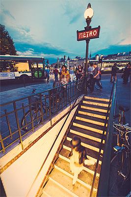 Stairway to Metro