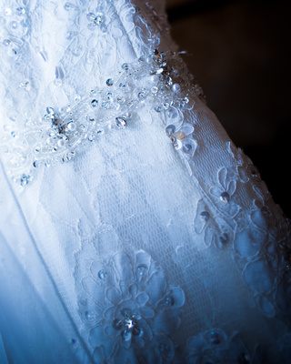 Details of your wedding dress