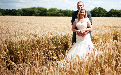 Marston Farm Hotel - The cornfield