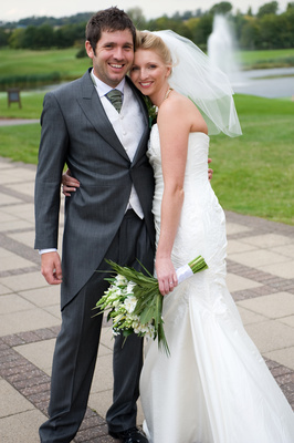 Rob & Jen at the Belfry