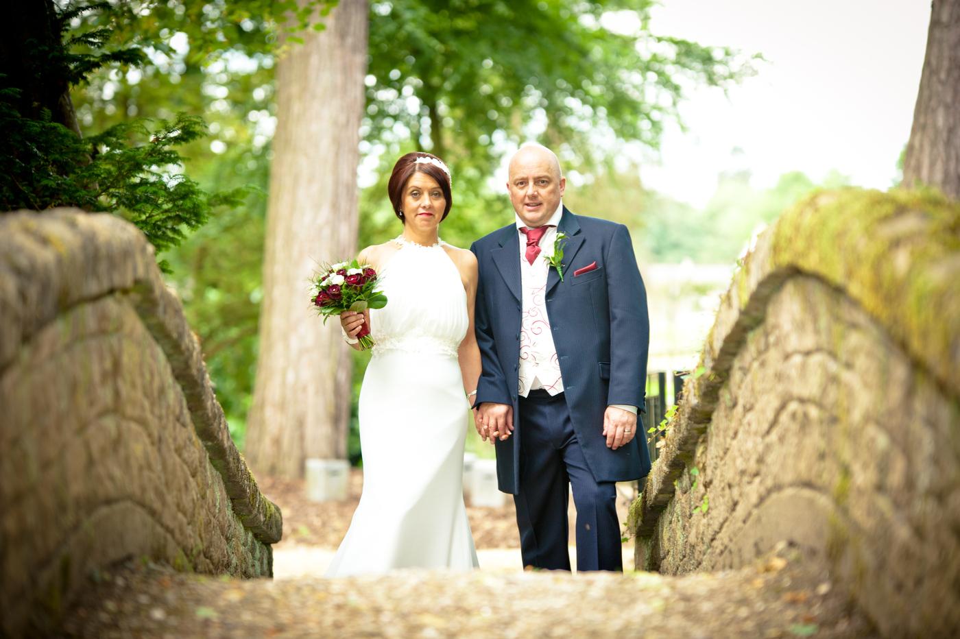 Mr & Mrs Eales say