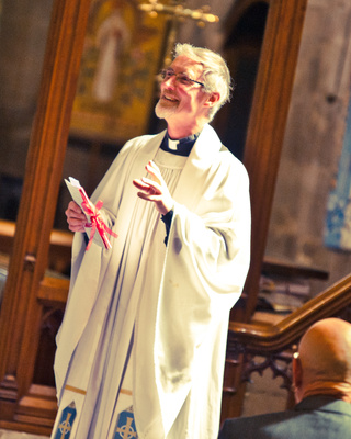 Father Philip - Polesworth Abbey
