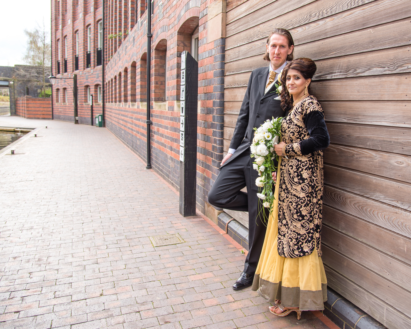 Birmingham wedding & afternoon tea!