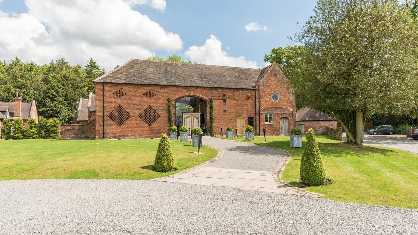Mr & Mrs Masons wedding - Shustoke Farm Barns