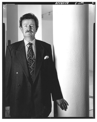 Professor Chris Frayling - Rector, Royal College of Art, 1999