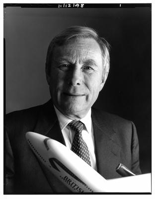 Lord Colin Marshall - Chairman, British Airways