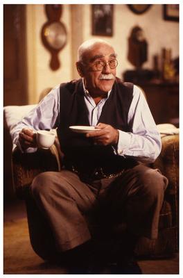 Warren Mitchell as Alf Garnett - In Sickness and in Health 1992