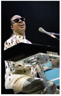 Stevie Wonder - Wembley Arena 1991