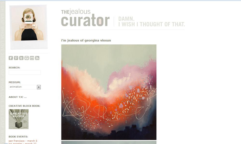 Jealous Curator