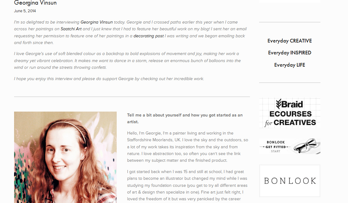 Pen & Peplum Blog