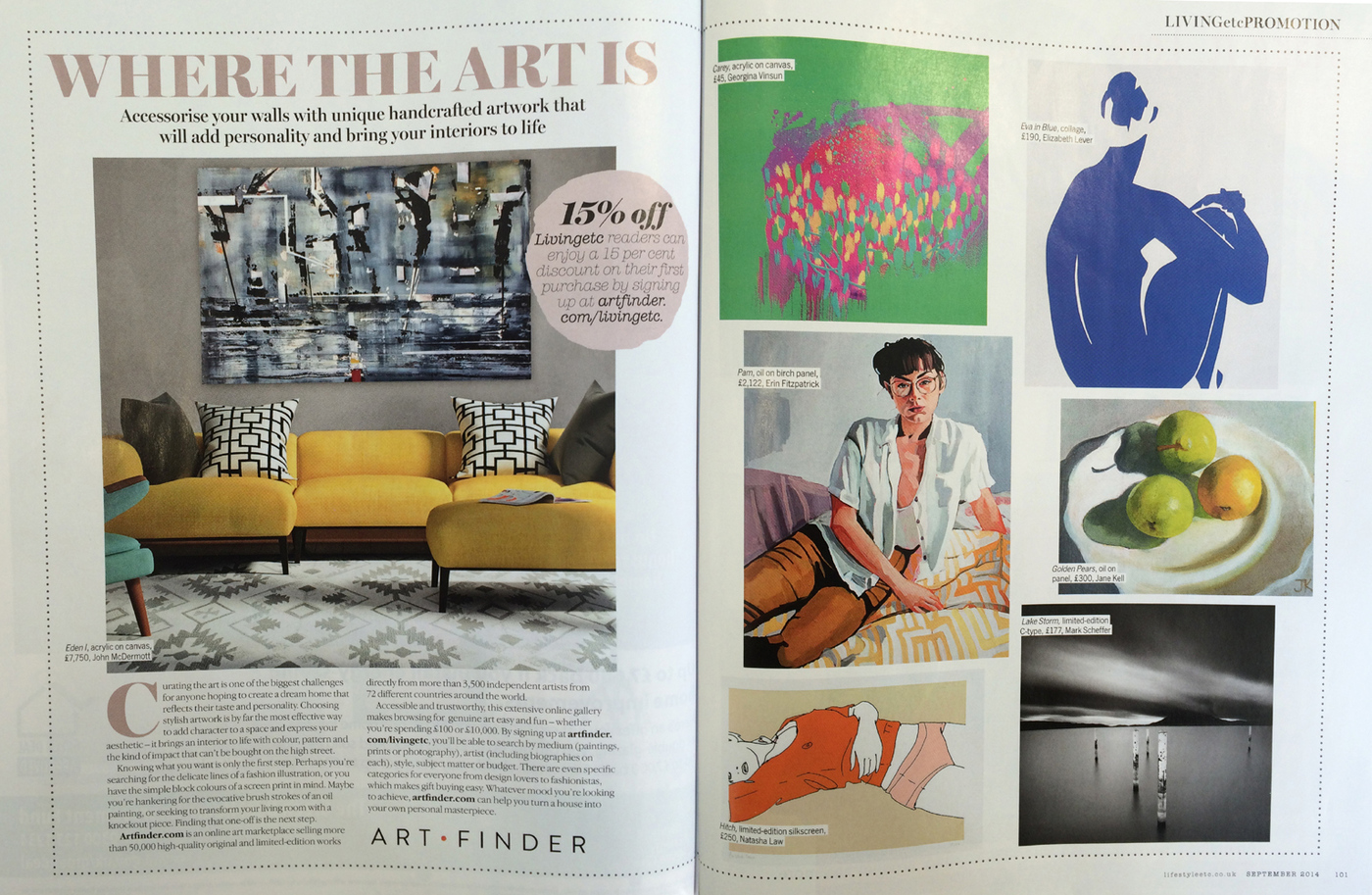 Livingetc. Magazine